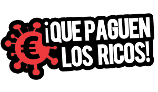 #QuePaguenLosRicos